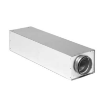 Hangcsillapító kocka-egyenes 125-500