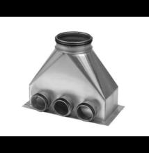 Elosztó doboz Padló-125-63-2
