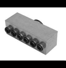 Elosztó doboz Hátsó-160-80-6-0