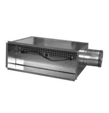 Csatlakozó doboz  befuvó, elszívó PR, NR, DR 400-150-2