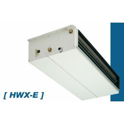 GO-Tec HWX-E 3-2 2 csöves fan-coil magasnyomású (150Pa) mennyezeti, hátsó beszívású(Q.tot.h:25,5kW,Q.f:53,7kW) EC mot.vezérléssel
