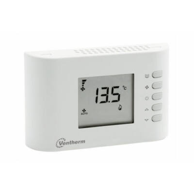 Ventherm TW32 fali termosztát (0-10V)