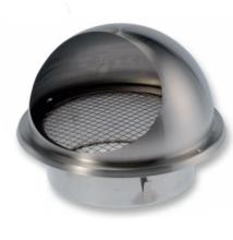 Rács kültéri esővédős rozsdamentes acél NA125