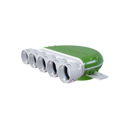 műanyag csatlakozódoboz NA125-5x50-mennyezeti