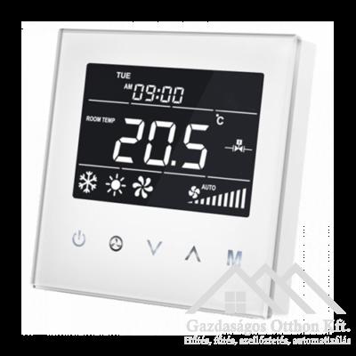 MCO Home Fan Coil Thermostat - 4 (fehér)